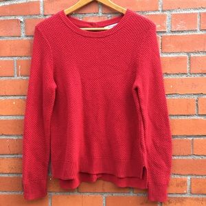 Madewell Backroad Button-Back Sweater | S